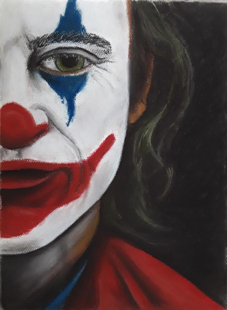 Joaquin Phoenix por Papero